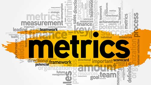 Most Vital metrics for  businesses are: